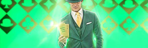Mr Green on laittanut kultakorttibonuksen kehiin